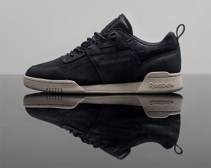 Buy reebok workout black suede   OFF48% Discounted 804c07226
