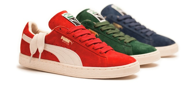 the latest ee53e efed7 PUMA STATES REISSUE - 14.03.14 - 08:00