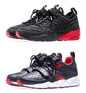Ronnie Fieg x Highsnobiety x PUMA A Tale of Two Cities Pack side