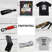FOOTPATROL ACCESSORIES - CHRISTMAS GIFT SELECTIONS