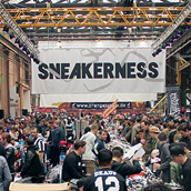 SNEAKERNESS AMSTERDAM ROUND UP