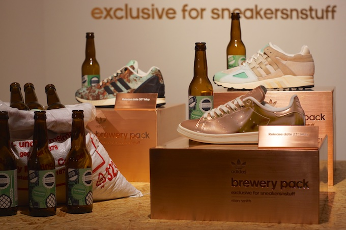 the best attitude ee7d5 054df SNS adidas originals brewery Pack 002