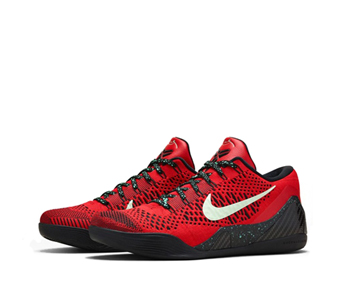 black and red kobe 9
