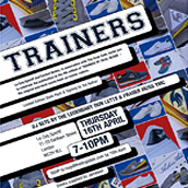 TRAINERS BY NEAL HEARD BOOK