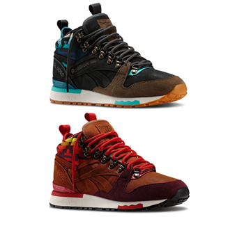 The Drop Date Reebok GL6000 Mid winter wonderland navajo p
