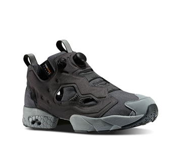 The Drop Date Reebok Instapump Fury Cordura grey black gravel p