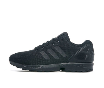 newest 90a32 a46d3 ADIDAS ORIGINALS ZX FLUX TRIPLE BLACK - AVAILABLE NOW