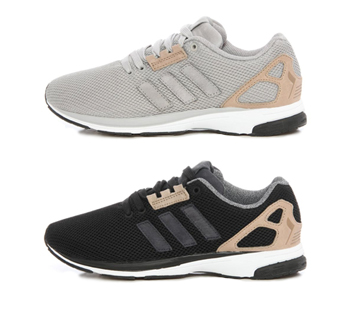 The Drop Date adidas zx flux tech black solid grey p