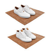 VANS CALIFORNIA CLEAN WHITE PACK