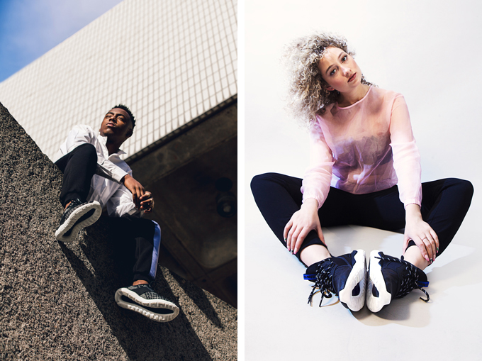 Adidas Tubular Lookbook