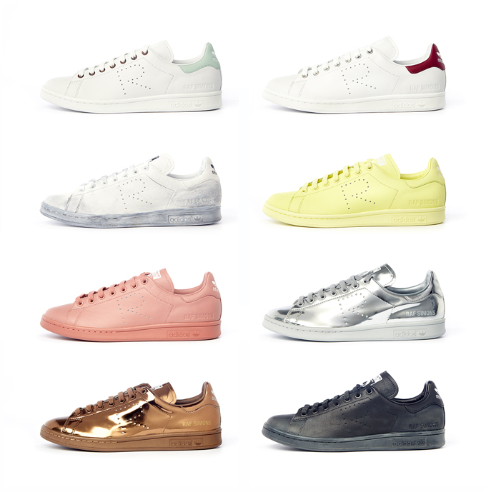 adidas by raf simons ss16 collection 2
