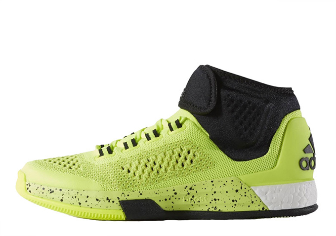 free shipping 524d7 2c893 ... get adidas crazylight boost mid solar yellow 50175 ce9aa