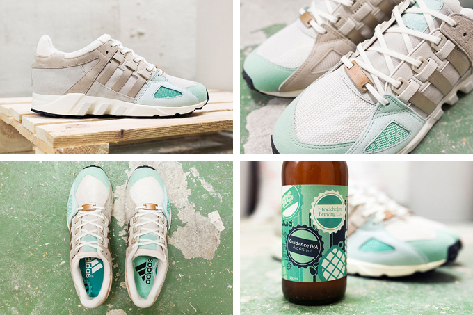 official photos b0c9e ad442 adidas originals brewery pack sneakersnstuff exclusives eqt guidance 93 malt  details