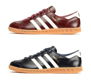big sale 887f6 565ab adidas originals hamburg made in germany size