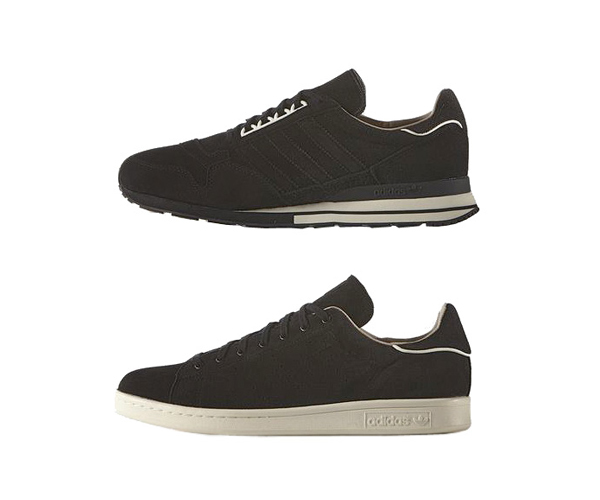 low cost 87615 1b43d ADIDAS ORIGINALS MADE IN GERMANY BLACK PACK - STAN SMITH ...
