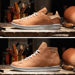 adidas originals stan smith horween leather pack f