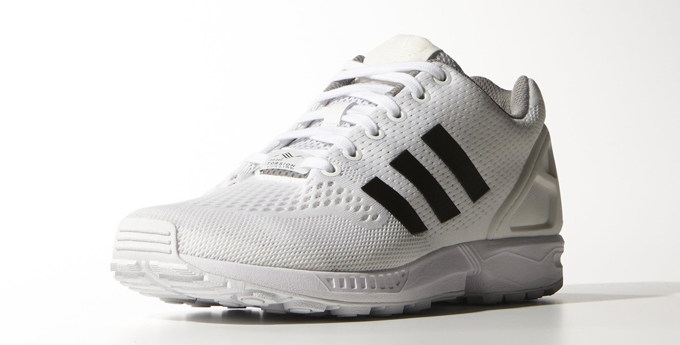 17429416c2762 Adidas Zx Flux White With Black Stripes wallbank-lfc.co.uk