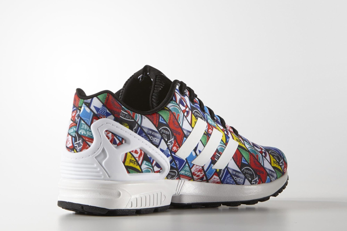 adc62939c0ce adidas Originals ZX Flux Logo Pack - The Drop Date