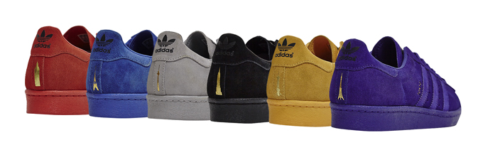 adidas 80s superstar city pack