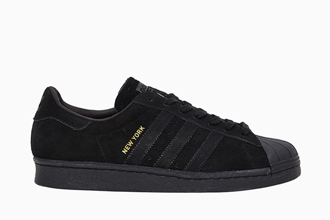 Adidas Superstar New York Black
