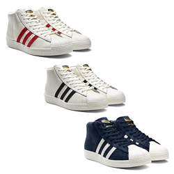 uk availability cd8c2 8f812 adidas Originals Superstar Pro Model OG Pack