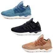 adidas tubular moc runner suede collection f