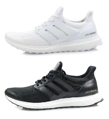 adidas ultra boost j&d black white p