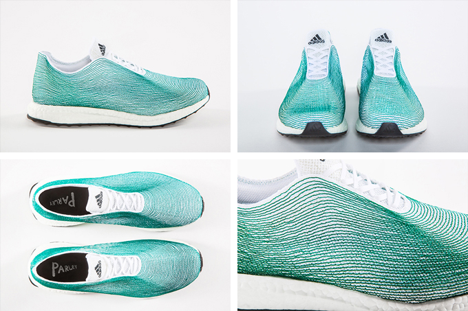 When Is The Adidas Ocean Plastic Shoes Release Date