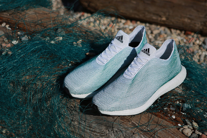 adidas x parley for the oceans footwear concept front