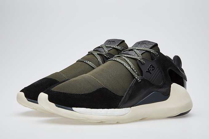fb7fb6051bd41 adidas Y-3 Qasa Racer Boost - The Drop Date