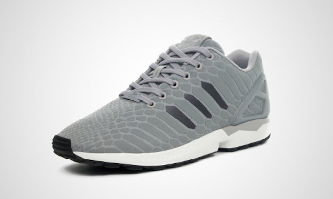 Adidas Zx Flux Grey Xeno
