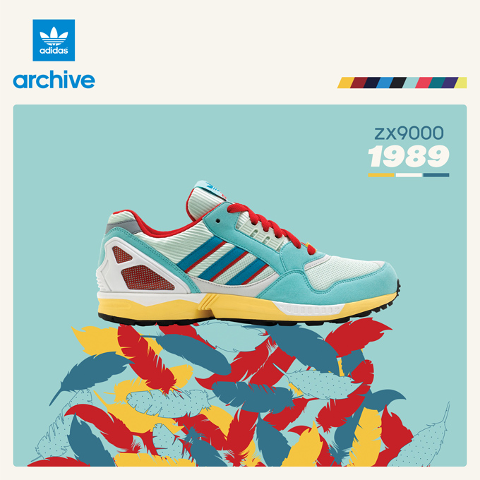 newest cc950 fc388 ADIDAS ZX9000 OG - SIZE? UK EXCLUSIVE 23.8.13
