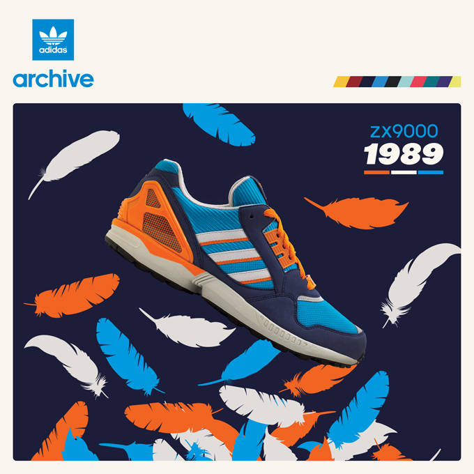ADIDAS ZX9000 OG SIZE? UK EXCLUSIVE 23.8.13