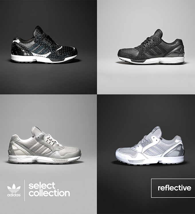 SIZE? x ADIDAS ORIGINALS SELECT COLLECTION: REFLECTIVE PACK