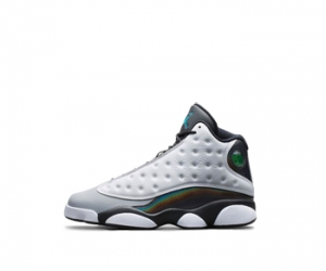 air jordan 13 retro wolf grey tropical teal black white 414571-115 p