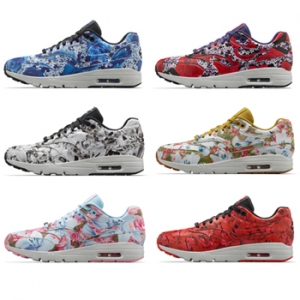 air max city pack floral rose p
