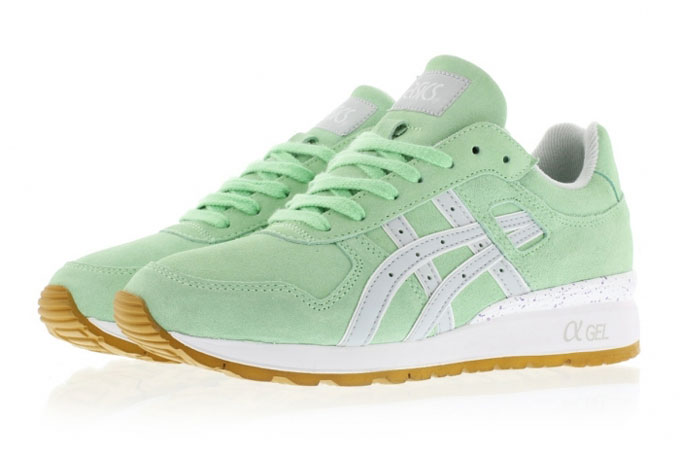 bd8666341a28 ... Bloom Pack (Green Ash Soft Grey) DTLR VILLA  ASICS GT-II GREEN ASH ...