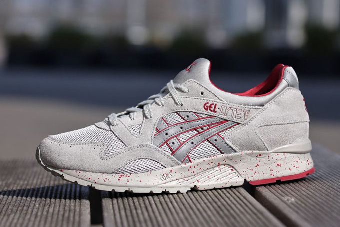 ASICS Tiger Gel Lyte V Nightshade Pack - The Drop Date b4bd462a1642b