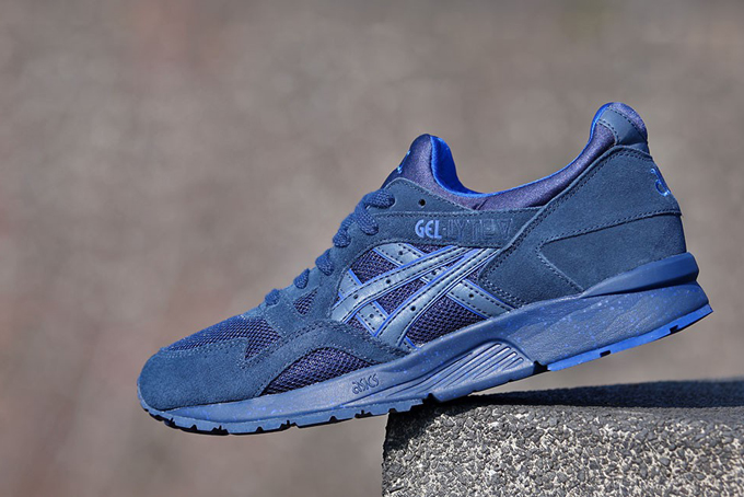 asics gel lyte 5 navy blue