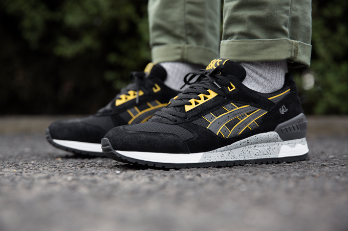 Asics Tiger Gel Respector Size Exclusives The Drop Date