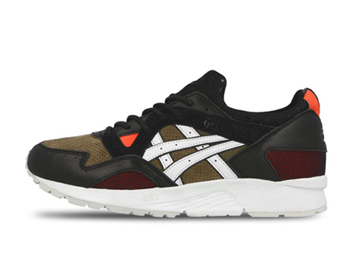 asics x highs and lows hal medic black green p