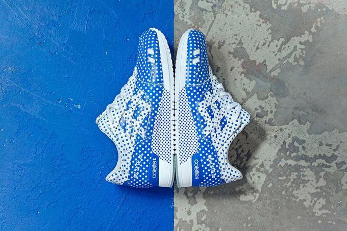 new style e8cec fae67 Colette x ASICS Tiger Gel Lyte III Dotty - The Drop Date