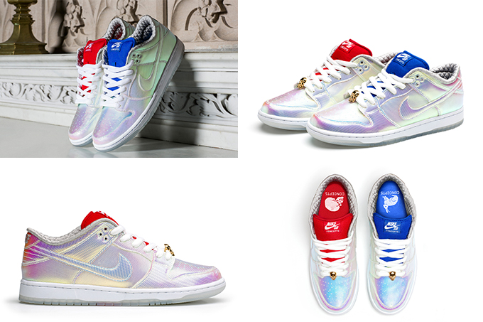 save off 204cf 8f285 ... concepts x nike sb holy grail pack dunk low ...