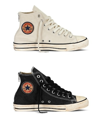 converse chuck taylor all star bkack zip mens collection aw14 p