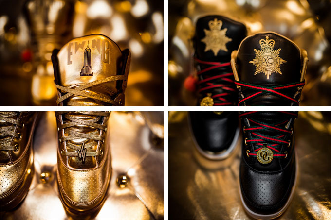 classic fit b3069 45b17 ewing athletics x packer shoes 33 hi fame and war pack details
