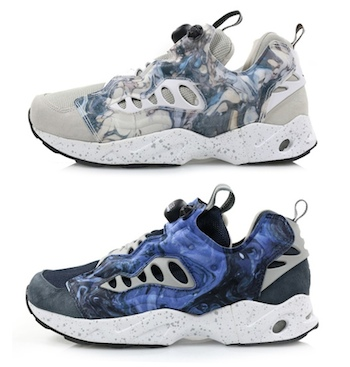 garbstore x reebok instapump fury road side