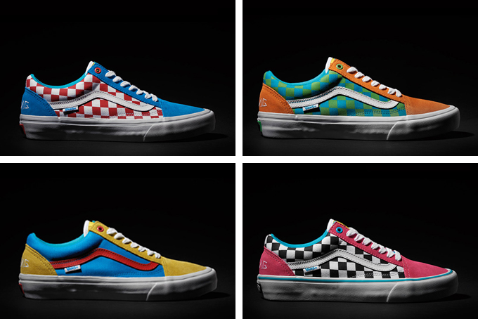 44d6e5314223 Golf Wang x Vans Old Skool Pack - The Drop Date