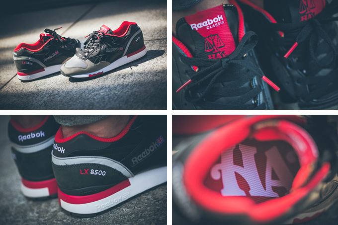 sports shoes 2d1fe 8898b highs and lows x reebok lx 8500 detail
