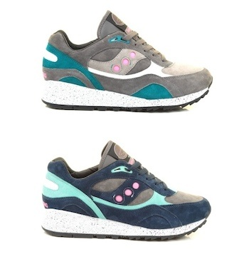 "Offspring x Saucony Shadow 6000 ""Running Since '96? Pack"