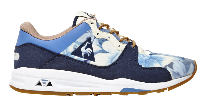 Le Coq Sportif Game On Clothing Collection advise
